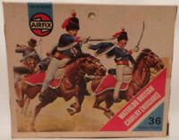 AIRFIX - 01743 - Waterloo Napoleonic British cavalry -Hussars - 1815 HO/OO Scale