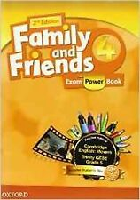 (15).FAMILY AND FRIENDS 4.ACTIVITY EXAM POWER PACK 2ªED.