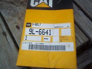 CAT   BELT  PART NUMBER  9L-6641