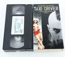 Taxi Driver Robert Deniro Collectors Edition Vhs Tape 1999