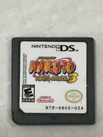 Naruto: Ninja Council 3 (Nintendo DS, 2007)  Game Cartridge Only