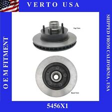 Front Brake Rotor Fit Various Ford 5456X1
