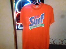 New listing 80s M/L Vtg soft thin Ultra Surf Powder Laundry Detergent t-shirt Plague Killer