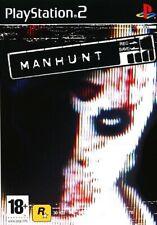 Manhunt (sans manuel) PS2 playstation 2 jeux games spelletjes 5332