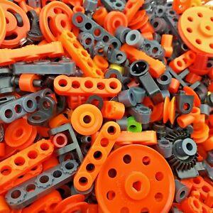 Meccano Erector Set Modern Parts - Plastic Bushing Pulley Spacer 3oz Bulk Lot