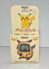 New Pokemon Boxed Japanese Nintendo Pocket Pikachu Walker Tamagotchi - 1998
