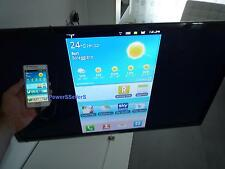 Cavo adattatore audio video HDMI TV per HTC Evo 3D Flyer Sensation Amaze 4g usb
