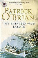 The Thirteen-Gun Salute, O'Brian, Patrick Paperback Book