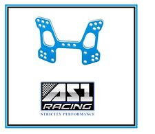 Aluminum Front Shock Tower for 1/10 RC Cars (Blue)