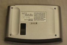 CASIO KL-60 LABELER SILVER TAPE CARTRIDGE BATTERY DOOR COVER