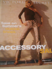 Victoria's Secret 2000 Summer Accessory edition Eva Herzigova cover
