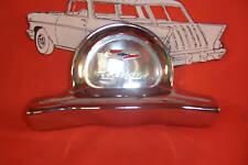 1957 Chevy Horn Cap Belair Complete Chrome Sedan Hardtop Wagon Convertible