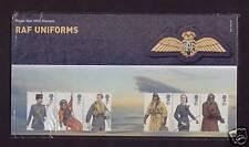 GB 2008 RAF UNIFORMS STAMP PRESENTATION PACK