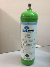 BOMBOLA DA 2kg DI GAS REFRIGERANTE R134A per ricaricare climatizzatori AUTO