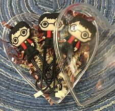 Valentine's Harry Potter Bookmark Paper Clip Set of 3 +Bonus gift