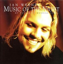 CD Norvegia Jan Werner-Music of the Night-My Favourite musical canzoni, 1998,
