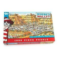 Where's Wally The Last Days Of The Aztecs 1000 Piece Jigsaw Puzzle new sealed