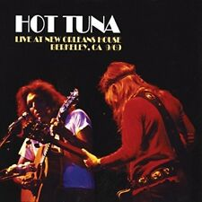 Live At New Orleans House - Hot Tuna (2017, CD NEUF)