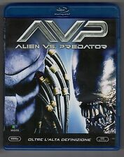 Blu-ray AVP ALIEN VS. PREDATOR Sanaa LATHAN Raul BOVA Lance HERIKSEN
