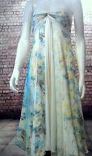 Monsoon Satin Sleeveless Maxi Dresses for Women