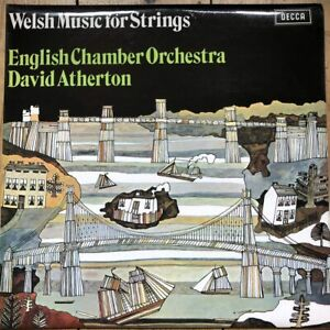 SXL 6468 Welsh Music for Strings / Atherton / ECO