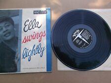 Ella Swings lightly Album LP US pressing