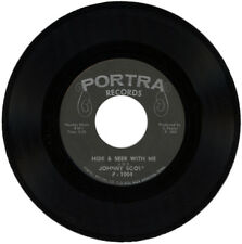 "JOHNNY Scott ""Hide & Seek CON ME C/W NON TI si prega di chiamare"" Northern Soul"
