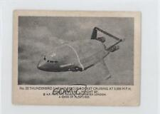 1966 Somportex Thunderbirds Small #23 Thundebird 2 Non-Sports Card 0s4