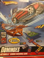 Fundex Hot Wheels Dominoes Matching Game 4+