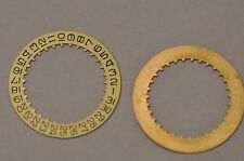 OMEGA MOVEMENT 1012 1010 1030 DATE DISC INDICATOR 1580 NOS