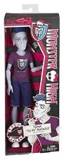 MONSTER HIGH GHOUL SPIRIT SLO MO DOLL  - BNIB