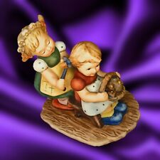 1998 Goebel 'Forever A Friend' Collectible Figurine ~ Bh 65