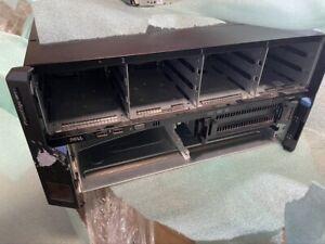 "Dell PowerEdge VRTX 12x 3.5"" LFF Blade Server ENCLOSURE 4x 1100w 1x CMC 1x Perc8"
