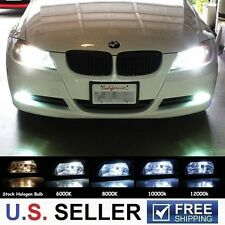 2006-2013 BMW E90 E92 E93 35W HID Error Free Fog Light Conversion Kit 6K 8K 10K