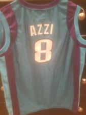 jeniffer azzi signed jersey autographed utah starzz wnba shirt auto