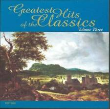 Greatest Hits of the Classics Volume Three - Audio CD By Unknown - VERY GOOD