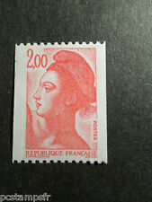FRANCE 1983, timbre 2277, type ROULETTE LIBERTE, neuf**, VF MNH STAMP