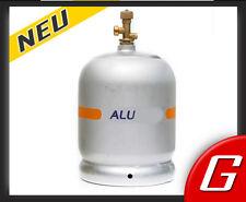 ALU 2 kg mini Propangasflasche Propan Gasflasche Alugasflasche  5 11 3 kg