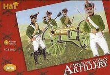 Hat Industries  8010  1/72 Napoleonic Russian Artillery figure set