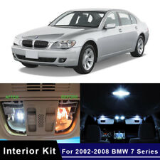 20x LED White Map Lights Interior Package Kit For 2002-2008 BMW 7 Series E65