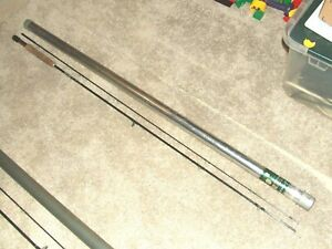 """ORVIS CLEARWATER 8'6"""" 3-1/4 OZ. 5WT. LINE FLY  FISHING ROD"""