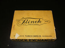 FLINCH-FLINCH CARD COMPANY 1935 EX. COND.
