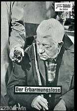 DER ERBARMUNGSLOSE / NFP 5694 Wien / Jean Gabin, Andre Weber, Pierre Dux