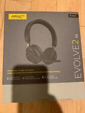 Jabra Evolve2 65 Bluetooth Wireless Headset - Black