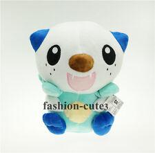 """New Oshawott Stuffed Pokemon Center Plush Toy Doll Stuffed figure 24cm 9.5"""""""