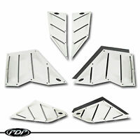 SKI-DOO XP 2008+ Proven Design Products PREMIUM Vent Kit: FULL Vent Kit: WHT