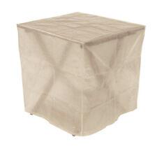 Schutzhülle Abdeckhaube Bistrotische oder Grills bis 70x70cm, PE transparent
