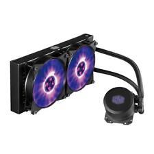 Cooler Master | MasterLiquid ML240L RGB | Wasserkühlung mit RGB-Lichteffekt