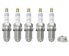 Spark Plugs x 5 Bosch Fits VW Golf MK IV Passat 3B2 3B5 Bora Seat Toledo 2.3 V5