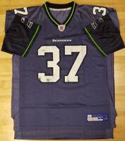 Men's Reebok NFL Seattle Seahawks Jersey D.J. Alexander #37 - Large size L